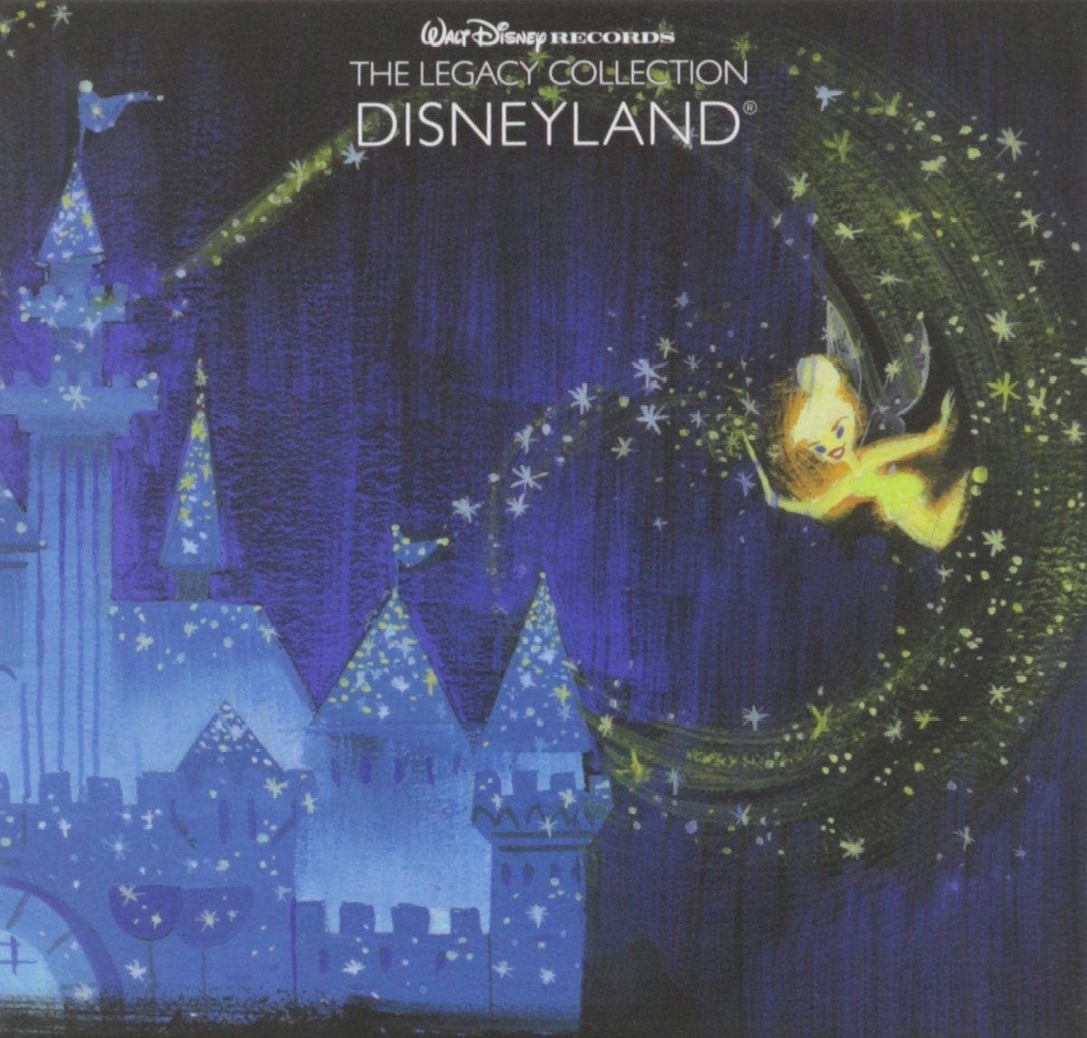Walt Disney Records The Legacy Collection: Disneyland [3 CD]