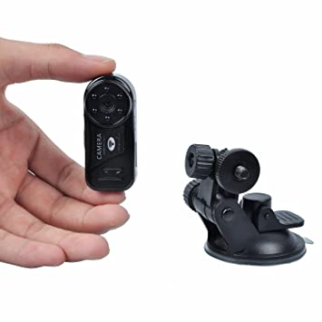 PYRUS WiFi red Mini cámara visión nocturna por infrarrojos HD inalámbrico invisible de vigilancia