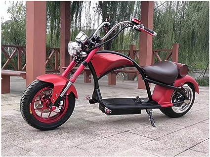 Amazon.com: SEADOSHOPPING Motocicleta eléctrica para adultos ...
