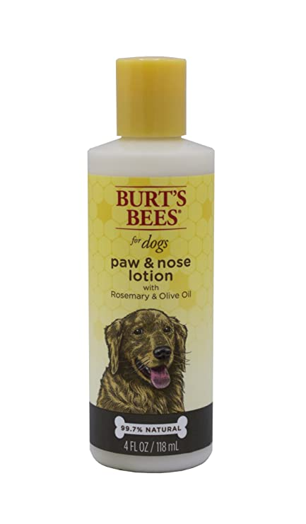 dog friendly lotion