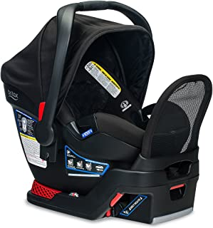 product image for BRITAX B-Safe Endeavours Infant Car Seat - Rear Facing | 4 to 35 Pounds - Reclinable Base, 3 Layer Impact Protection, Circa