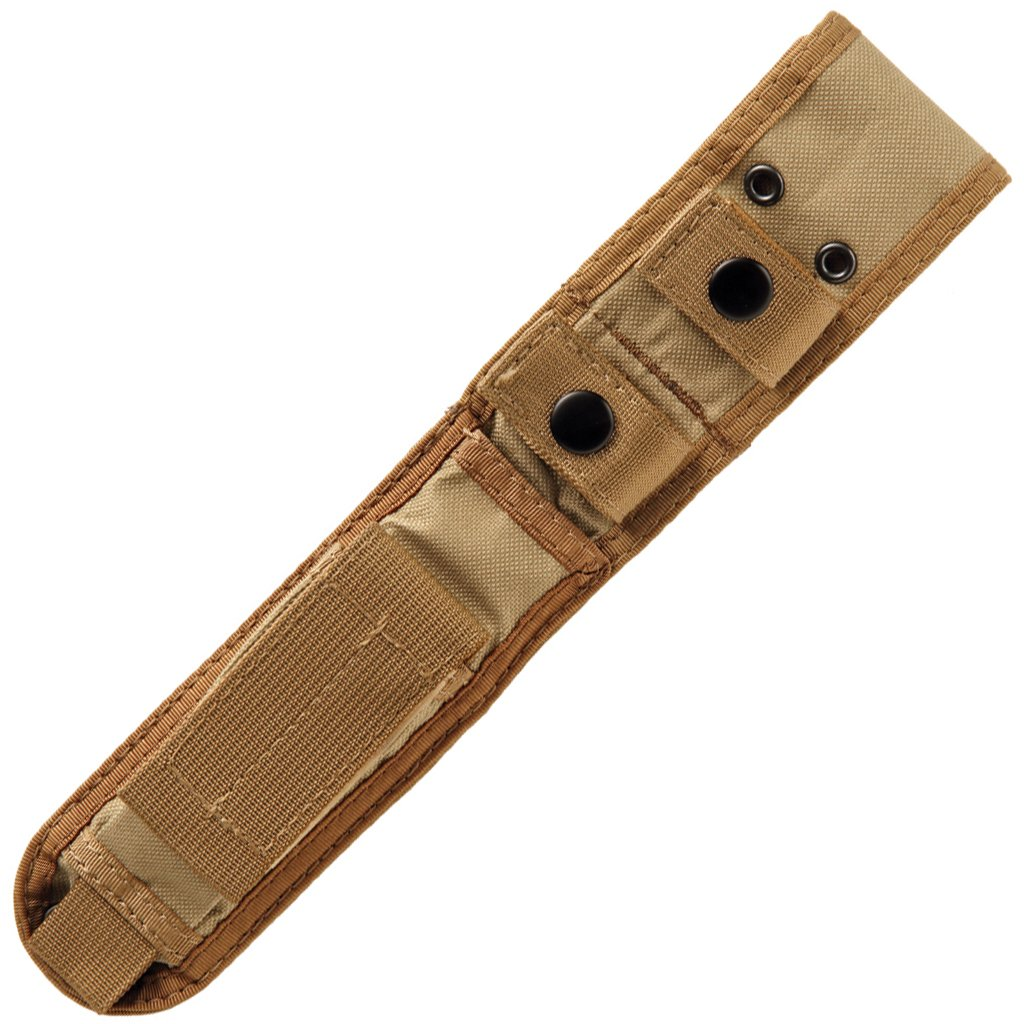 Ka-Bar Becker Knife with Drop Point, Short by Ka-Bar (Image #1)