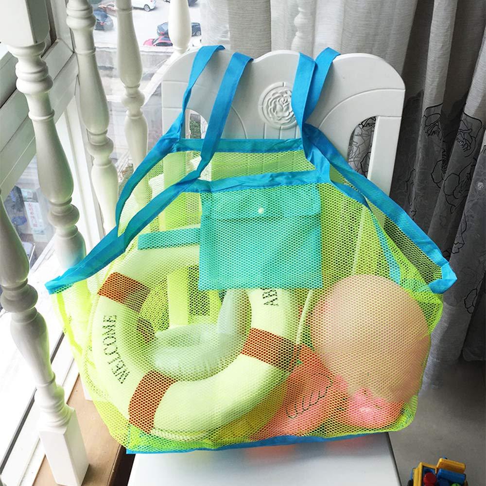 Amazon.com: ZONESTA - 2 bolsas de malla para juguetes de ...