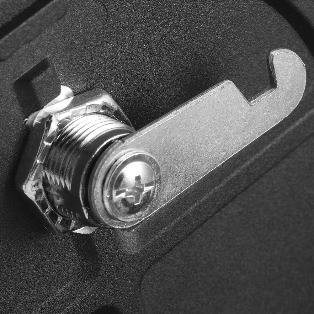 Gas Cap Fits for Jeep Wrangler JK 4-Door 2-Door 2007-2017 Fuel Tank Gas Cap Cover with Lock
