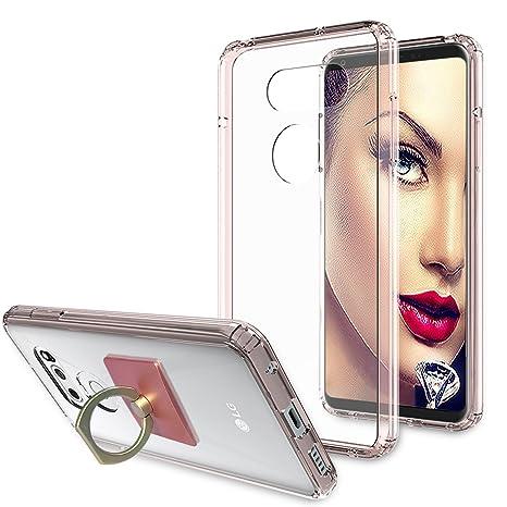 athchu Funda LG V30 / LG V30 Plus/LG V30S Carcasa con ...