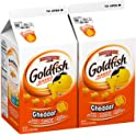 2-Pack Pepperidge Farm Goldfish Cheddar Crackers, 30 oz