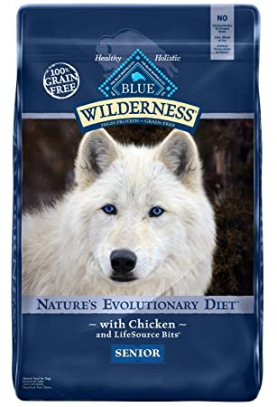 Amazon.com: Blue Buffalo Wilderness High Protein Grain Free ...