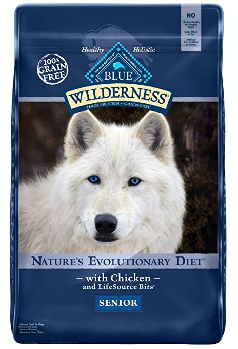Amazon Com Blue Buffalo Wilderness High Protein Grain Free Natural