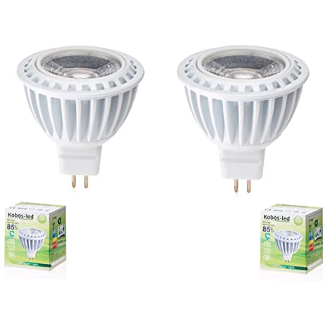 MR16 GU5.3 LED, kobos de LED® Pack De 2, 3 W