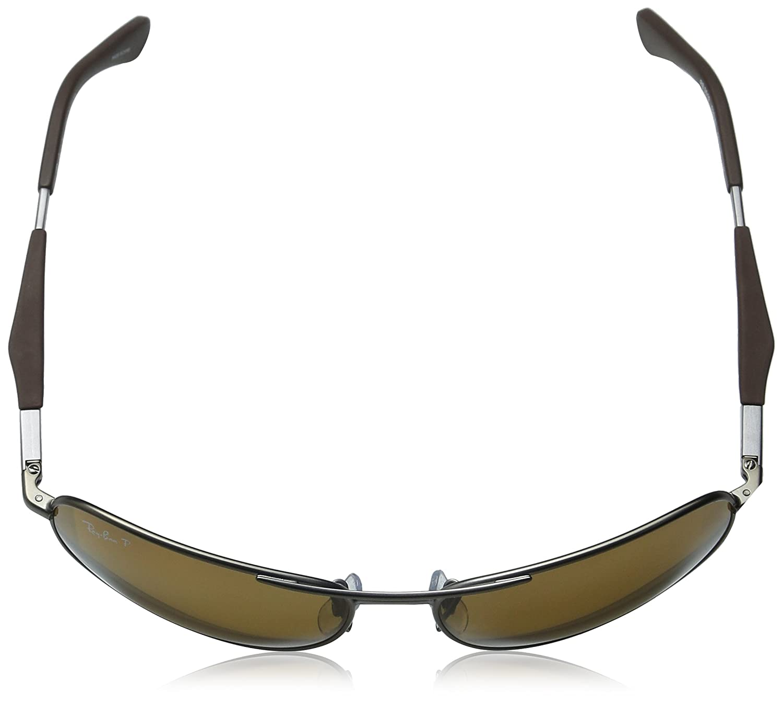 959743ab9bc Ray-Ban 0rb3519 RB3519 Aviator Sunglasses