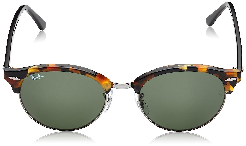 17749745bc3 Amazon.com  Ray-Ban CLUBROUND Round Sunglasses