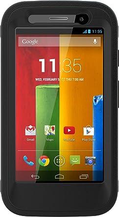 dbb7818b85f Otterbox Defender - Funda para móvil Motorola Moto G (Protección), Negro