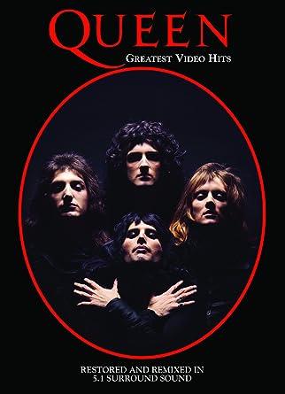 Amazon com: Queen: Greatest Video Hits: Queen: Movies & TV