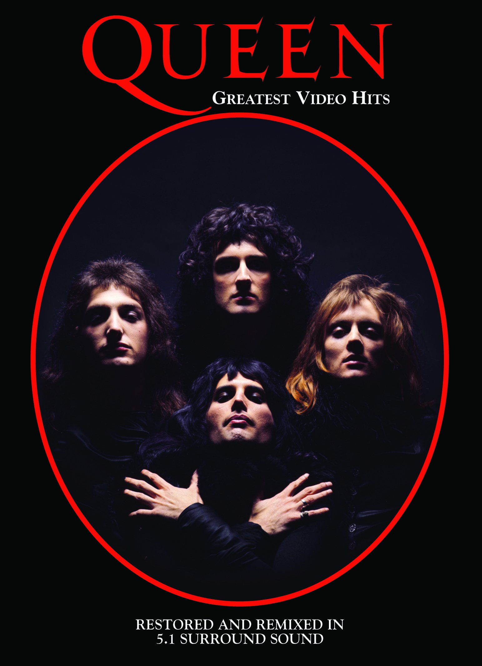 DVD : Queen - Greatest Video Hits (2 Disc)