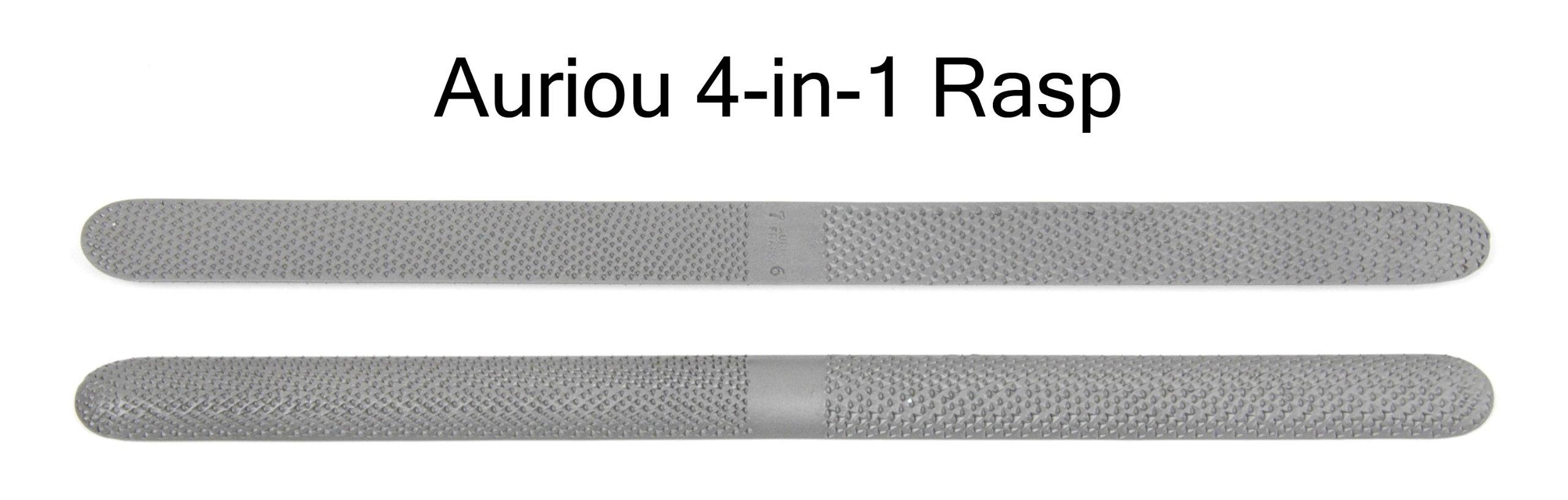 Grain 10 Auriou Cabinet Rasp 12in Right Hand