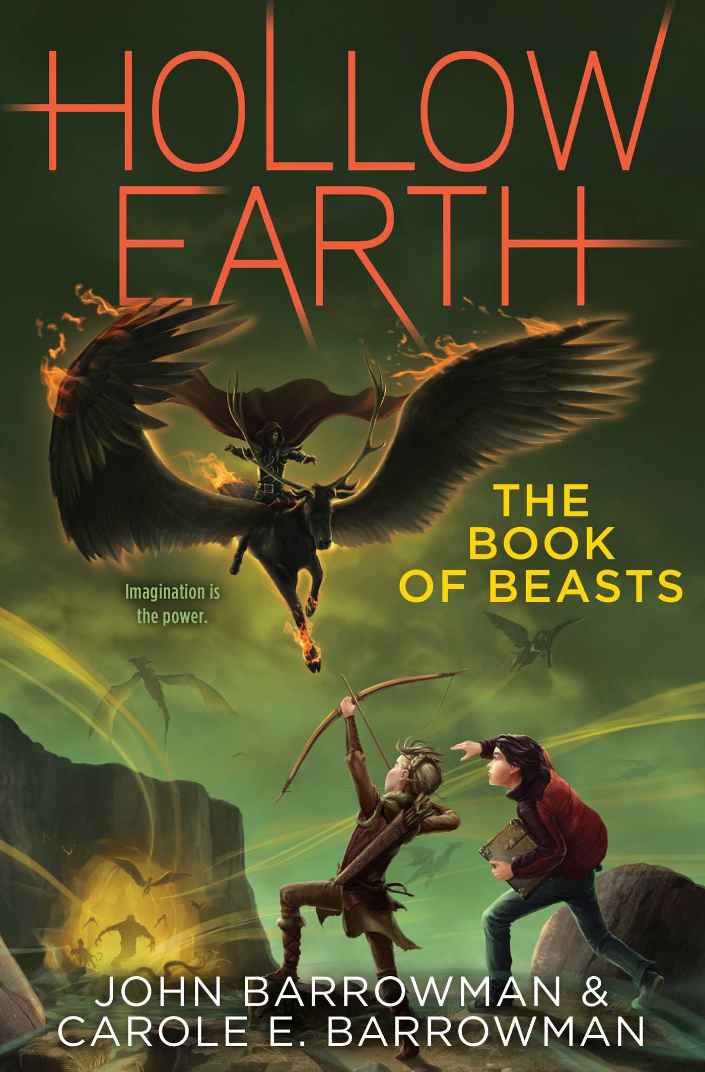 The Book of Beasts (Hollow Earth) ebook