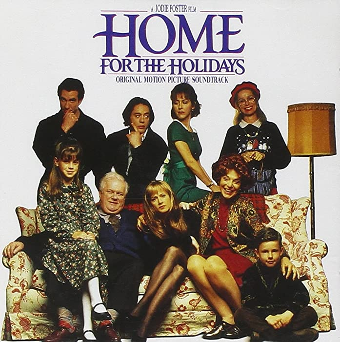 Top 10 Home For The Holidays Cd