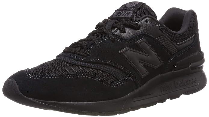 New Balance 997H Core Sneaker Herren Schwarz (Black/Black)