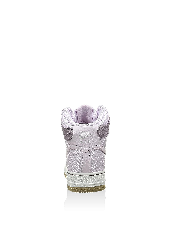 Nike WMNS Air Force 1 High PRM Bleached Lilac 654440 500