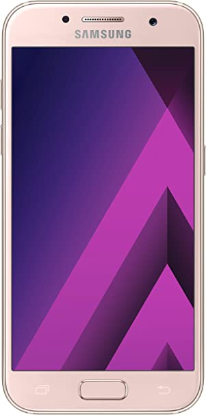 samsung - Smartphone-Samsung-Galaxy-A3-2017 -47-4G-Octa-Core-16Ghz-16Gb-2Gb-13Mp8Mp-2350Mah-Peach