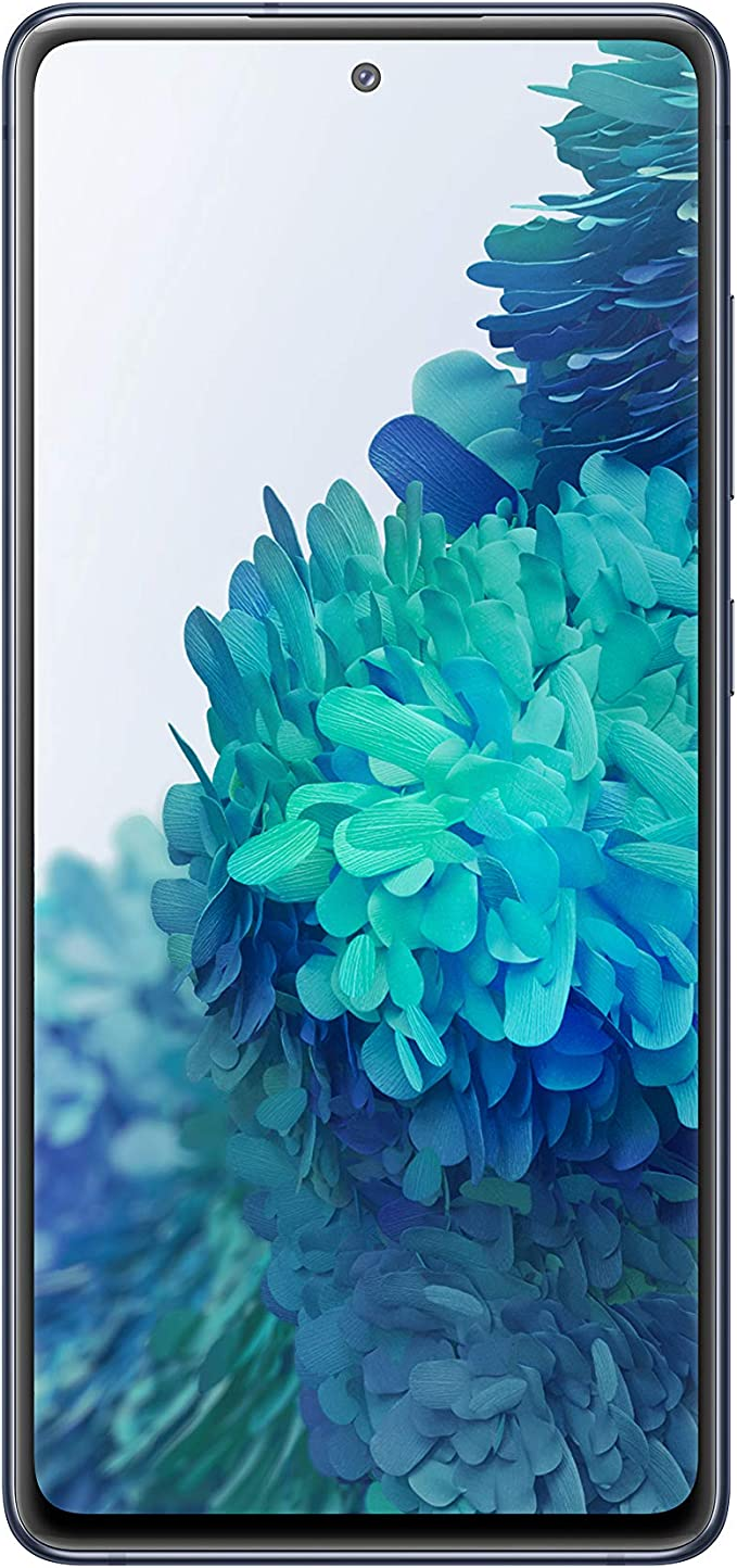 Amazon Com Samsung Galaxy S20 Fe 5g Factory Unlocked Android Cell Phone 128 Gb Us Version Smartphone Pro Grade Camera 30x Space Zoom Night Mode Cloud Navy