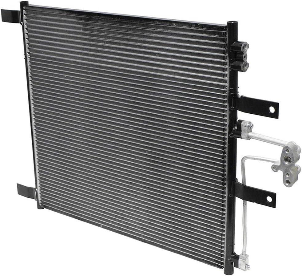 For Dodge Ram 3.7L 4.7L 2009 2010 A//C Kit w//AC Compressor Condenser /& Drier BuyAutoParts 60-89368CK New