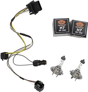 [DIAGRAM_1JK]  Amazon.com: ADVANCE IGNITION Headlight Wiring Harness and H7 55W Headlight  Bulb Compatible with For Mercedes-Benz 96-03 E300 E320 E420 E430 E500 E55  AMG 1996 1997 1998 1999 2000 2001 2002 2003: Automotive | Mercedes Benz 2000 E320 Headlight Wiring Harness |  | Amazon.com
