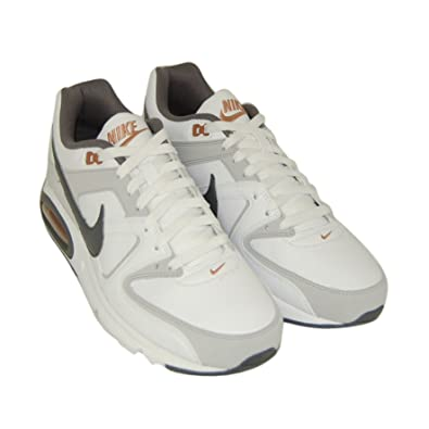 the latest 26504 5bea1 Nike Air Max Command, Baskets mode pour homme Blanc blanc 41.5