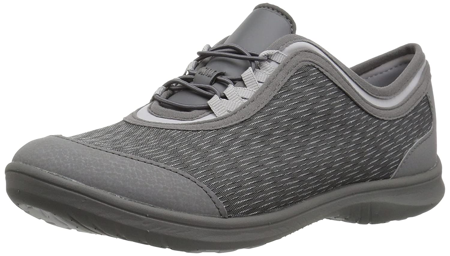 CLARKS Women's Dowling Pearl Walking Shoe B01MU0CGP5 8.5 B(M) US|Grey Synthetic