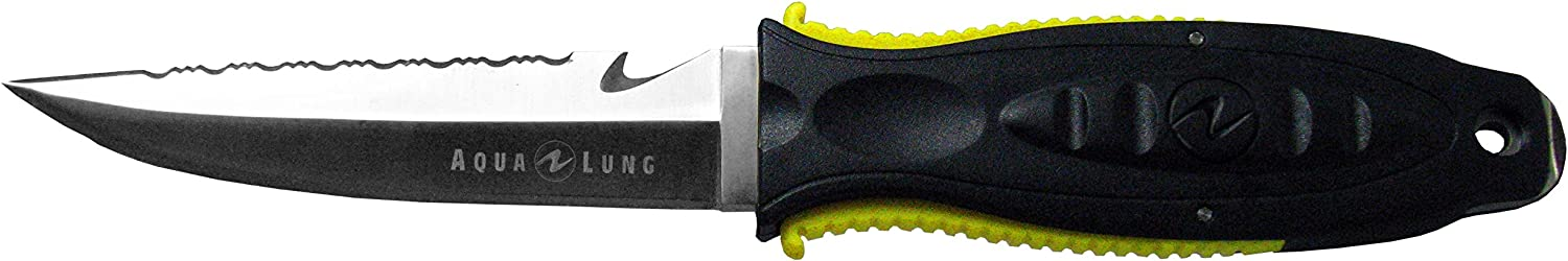 Aqua Lung Big Squeeze SS - Drop Point- Yellow