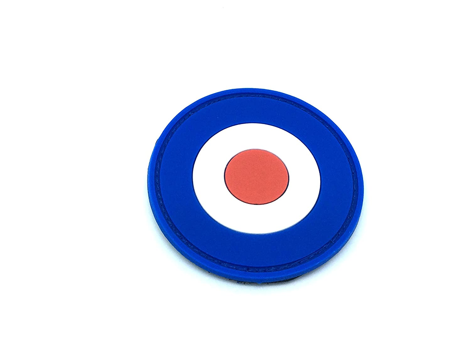RAF Mod Lambretta Roundel Target Airsoft PVC Toppa Patch Patch Nation