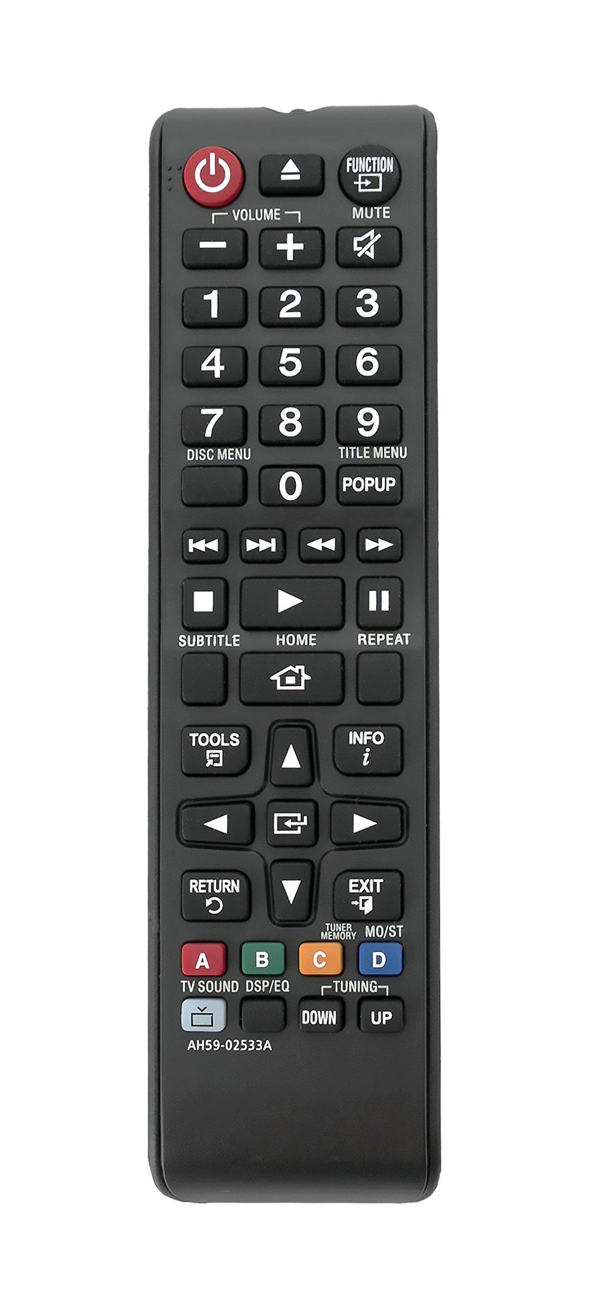 Control Remoto Ah59 02533a Samsung Ht H4530 Ht H5500w Za ...
