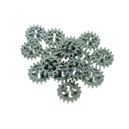 Baukästen & Konstruktion 15 x Lego Technic Zahnrad alt-hell grau z16 Zahnräder 16 Zähne Rad Technik 4019 LEGO Bau- & Konstruktionsspielzeug