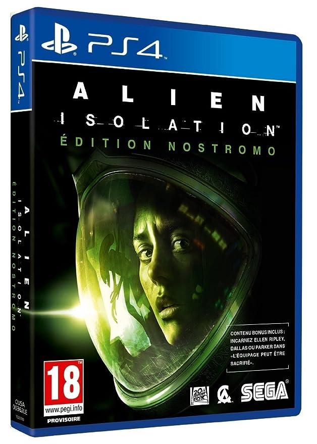 Alien: Isolation - Édition nostromo [Importación Francesa ...