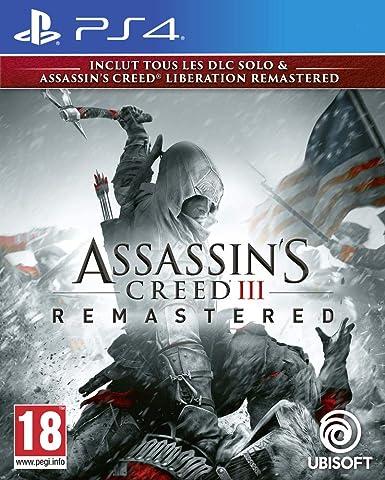 Assassins Creed 3 Pack + Assassins Creed Liberation Remaster ...
