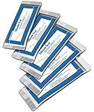 Feuille de gel en silicone pour le traitement de tout type de cicatrices - vieille, nouvelle, hypertrophique, Chéloïde – d'un traumatisme cutané, chirurgie ou brûlures - 5 feuilles (3,5 cm x 12 cm chaque)