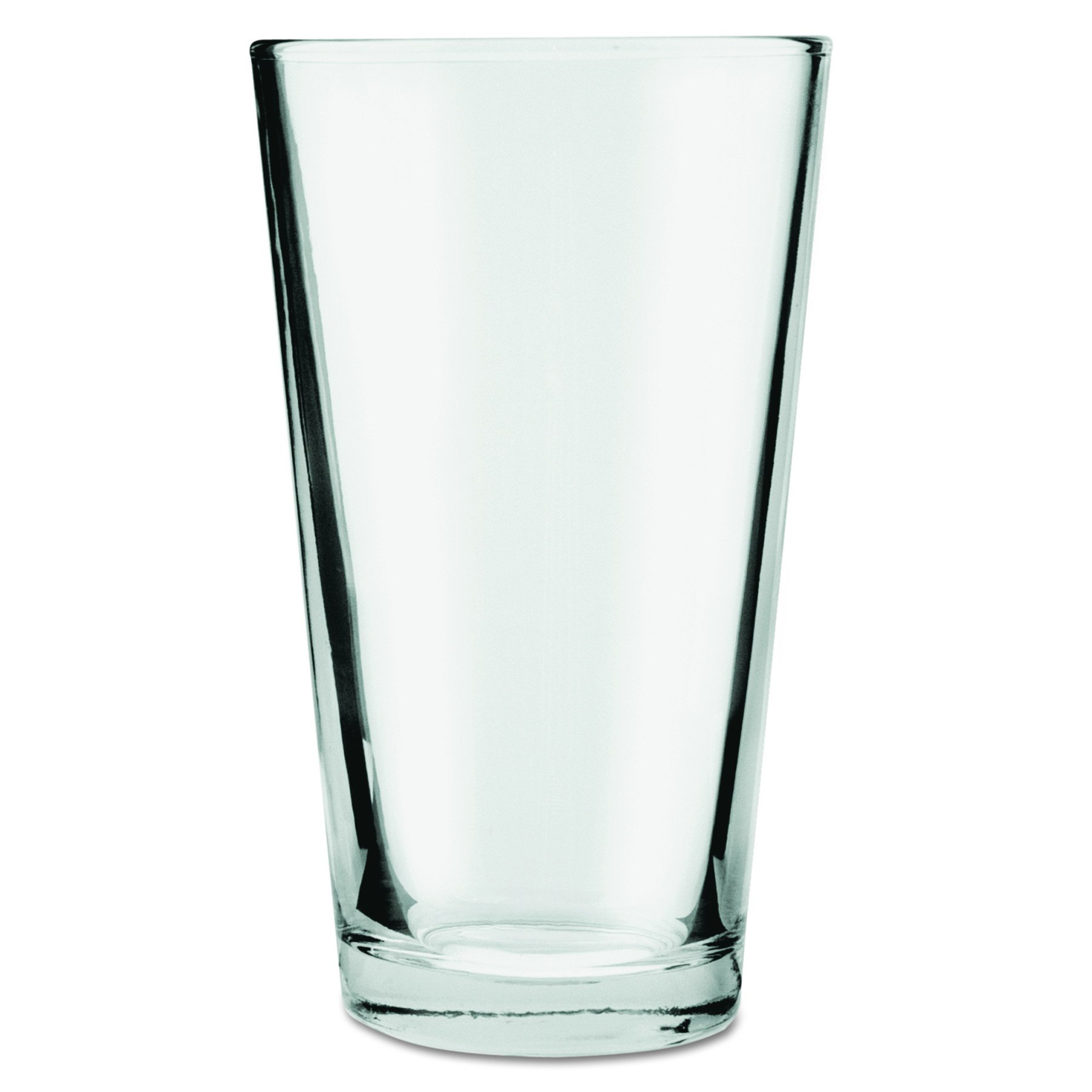 Anchor 176FU Mixing Glasses, 16oz, Clear (Case of 24)