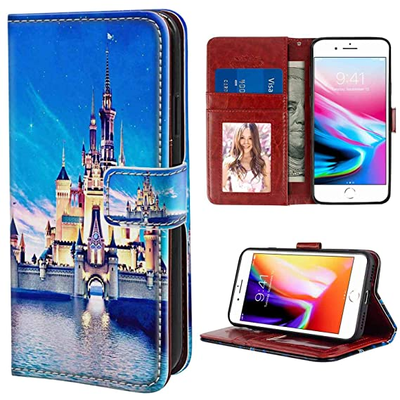 Fairy tale iphone 7 wallet