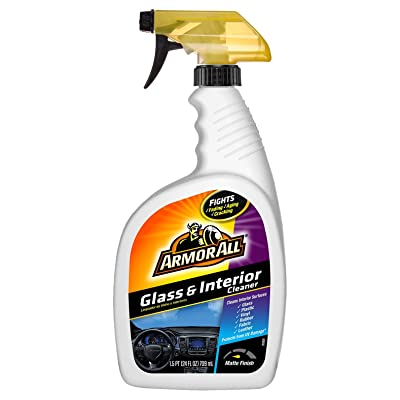 Armor All 18500 Glass & Interior Cleaner Trigger (24 fl. oz fluid_ounces: Automotive