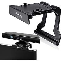Insten Microsoft Xbox 360 Kinect Sensor Mount Holder, Black