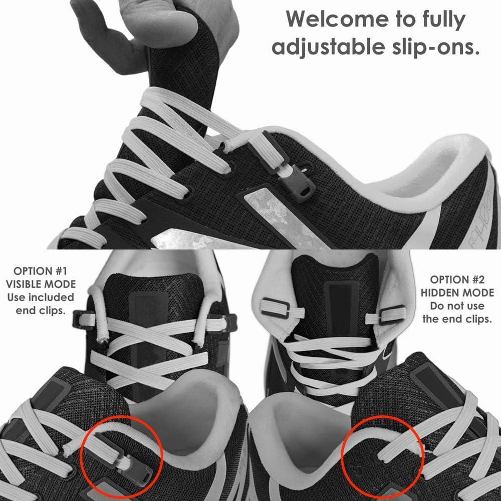 Xpand Schnürsenkel Ohne Binden ? Flache Elastische