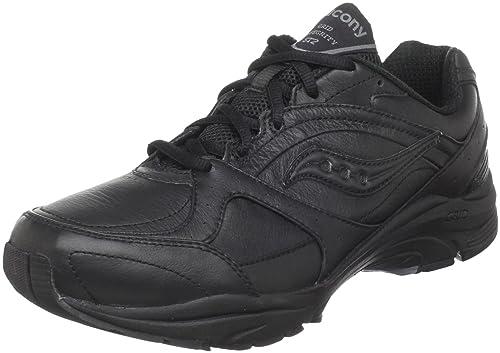 Zapato para caminar ProGrid Integrity ST2 para mujer, Negro / Gris, 5 B (