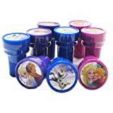 Disney Frozen Stampers Party Favors (10 Stampers)