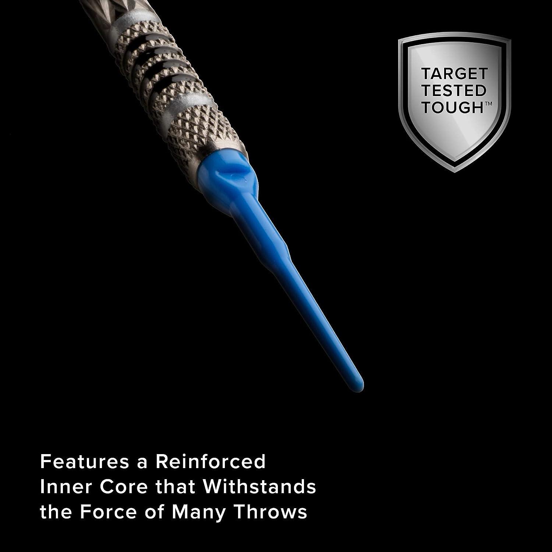 Tufflex II 2BA Gewinde Soft Tip Dartspitzen Viper Dart-Zubeh/ör 100 und 500 St/ück