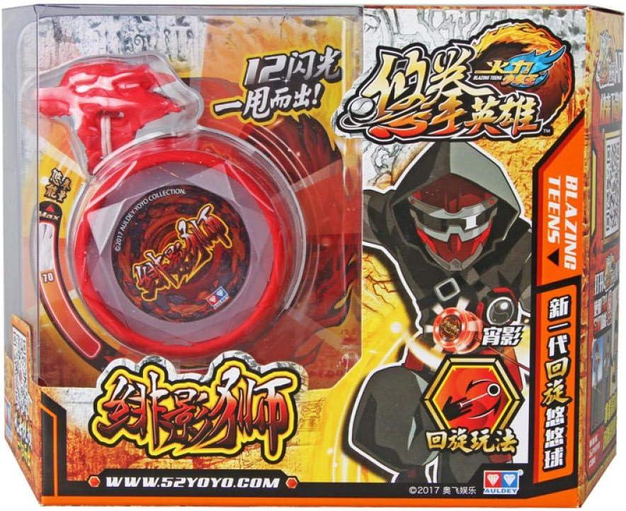 Children's toys Yo-Yo trend Yo-Yo can automatically recycle children's gifts-Strike Condor S León de Las Sombras
