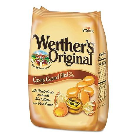 Amazon.com: duro bolsa de caramelos, Caramel W/caramel ...