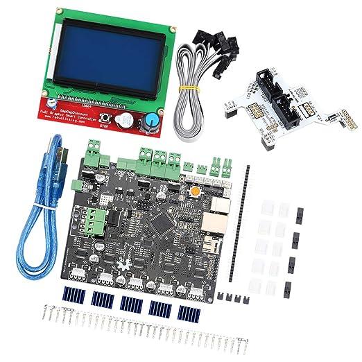 Kesoto Smoothieboard 5X V1.1 + 12864 Pantalla LCD con ...