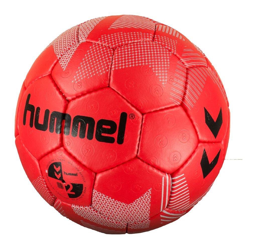 Hummel - Balón de Balonmano para Adulto New Nostalgia, Red/Black ...