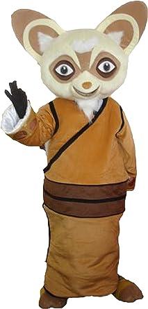 Amazon.com: Master Shifu mapache de Kung Fu Panda adulto ...