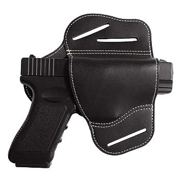 Amazon.com: Wynex IWB - Soporte de piel para cinturón de ...